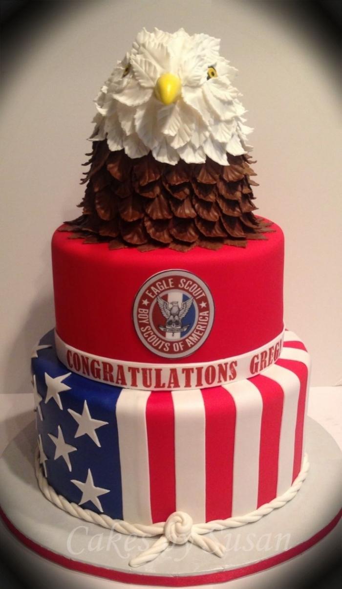 Recette De Cake Americain