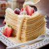 crêpe sucré - Recette Crêpe Pâte à choux