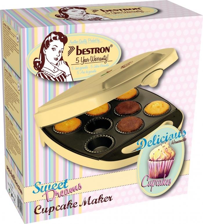 Appareil à Cupcake - Machine à Cupcake Bestron DKP2828