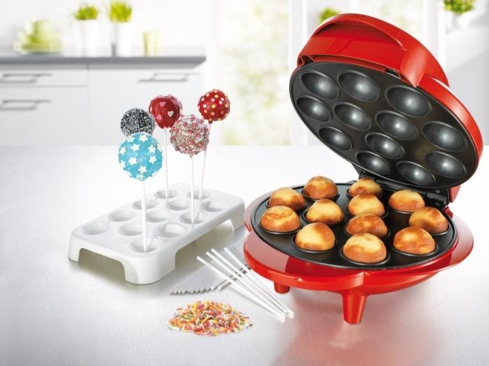 Appareil à Cupcake - Appareil à Popcake Gourmetmaxx