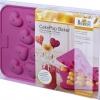 Appareil à Cupcake - Love Moule à 18 Cakepops Forme de Coeur Silicone