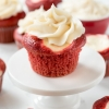 cupcake - Recette Cupcake Velours Rouge au Fromage