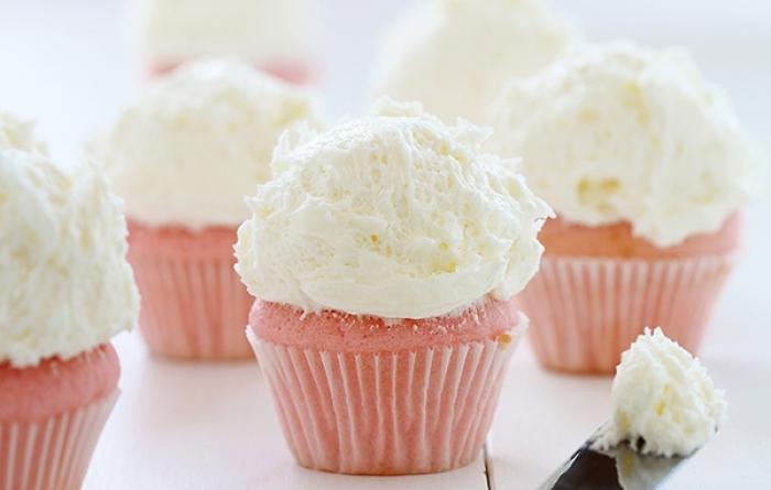 cupcake - Recette Cupcake Fouettée au beurre à la Vanille