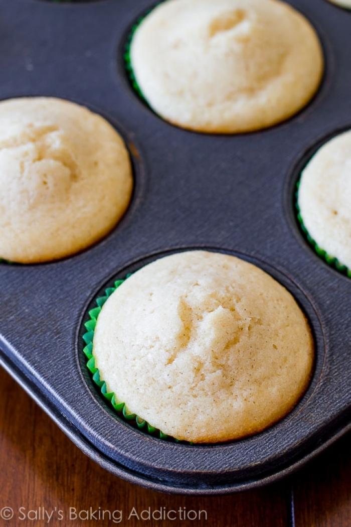 cupcake - Recette Cupcake à la Fraise