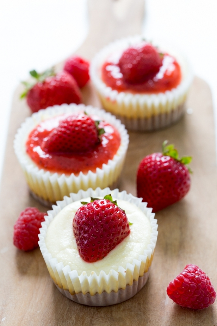 cupcake - Recette Cupcake Biscuits Cheesecake Crémeux