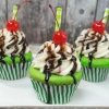 cupcake - Recette Cupcake Saint Patrick