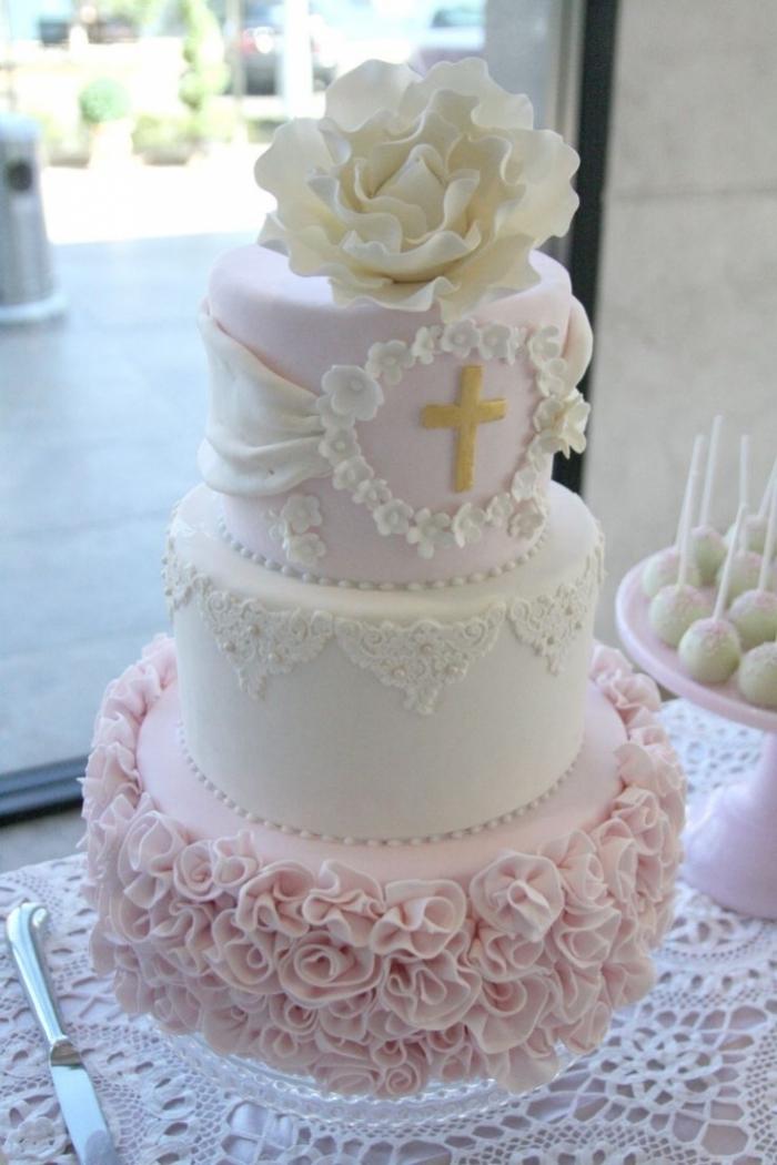 Cake Au Fromage Blanc Et Fraises