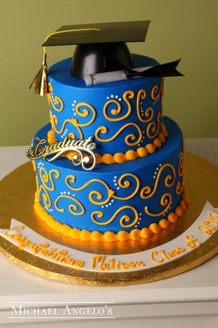 gâteau de remise ...
