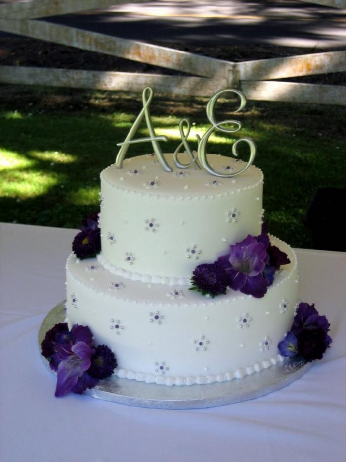 Idee de gateau pour un mariage