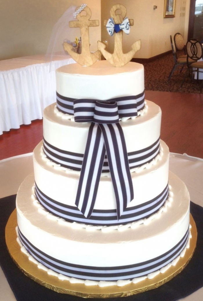 Best Wedding Cakes In Marin