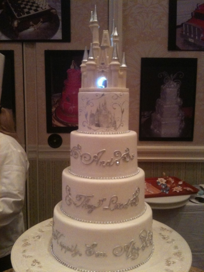 Gateau de Mariage - Idée gâteau mariage oriental