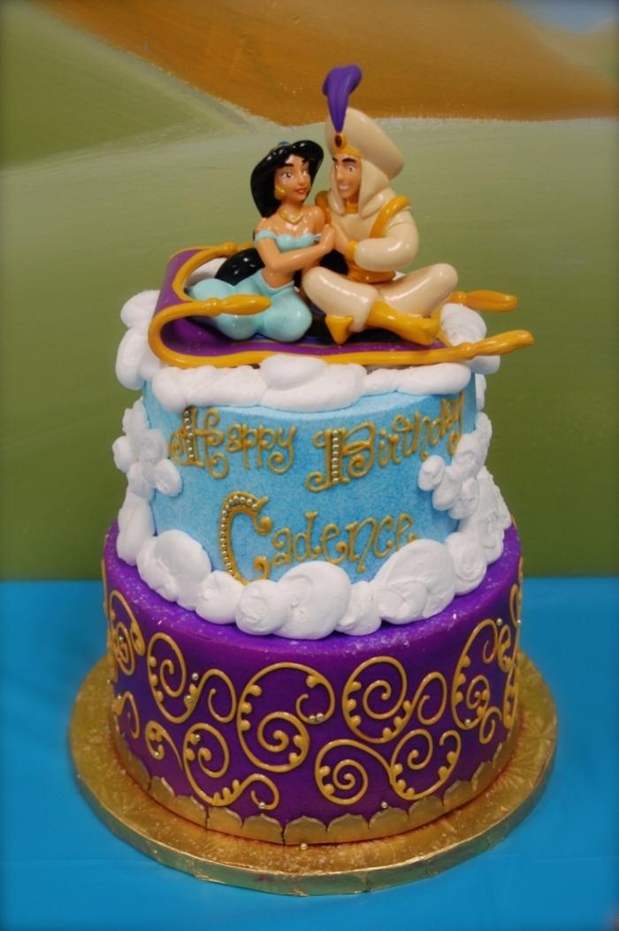 Princesse Cake Aux Pommes
