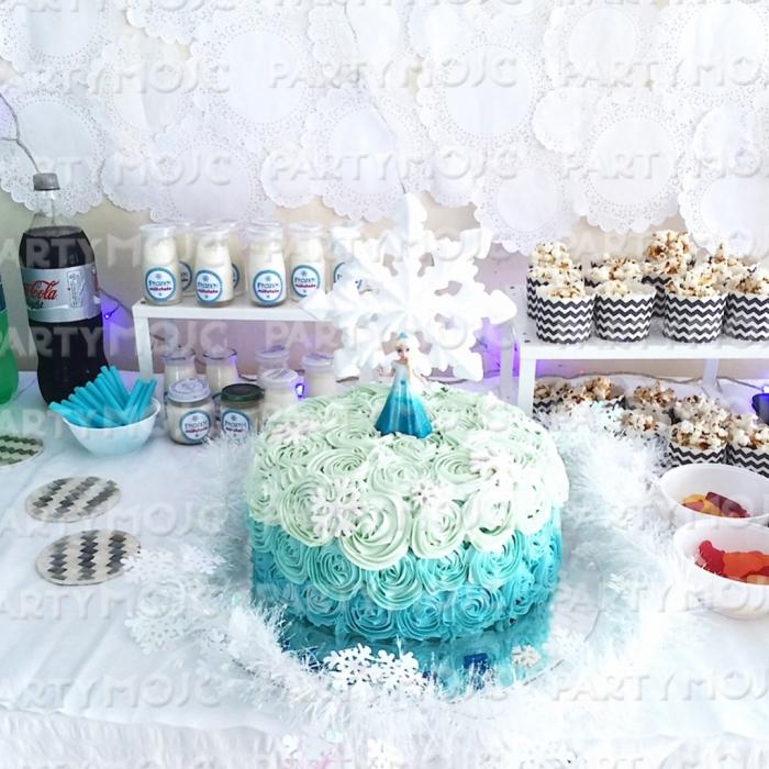 Connu Goûter d'anniversaire special frozen reine des neiges - 23/12/2017 SG06