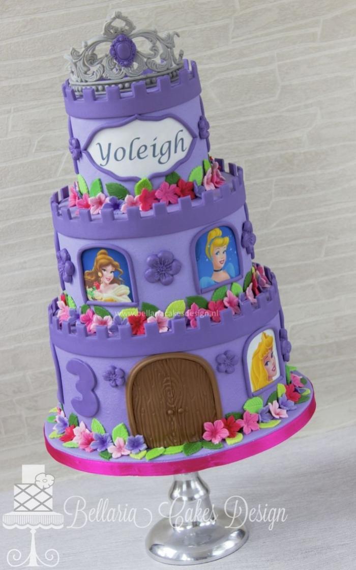 Gateau anniversaire disney les recettes les plus populaires de g teaux en europe - Gateau anniversaire disney ...
