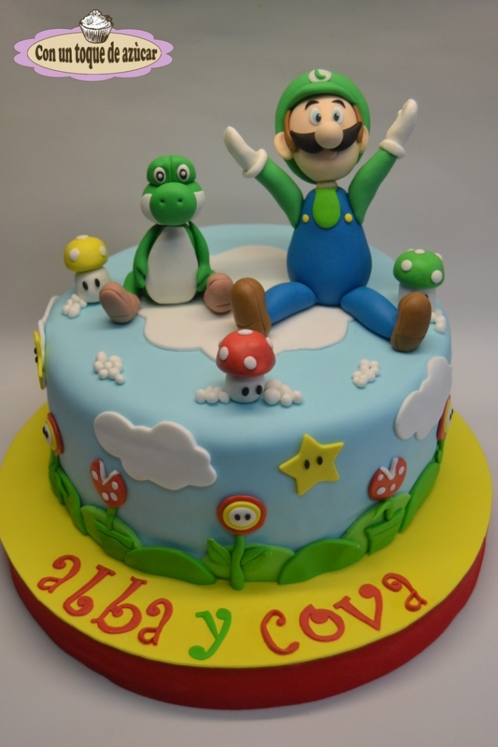 Luigi Gateau Design Super Mario 16 02 2019
