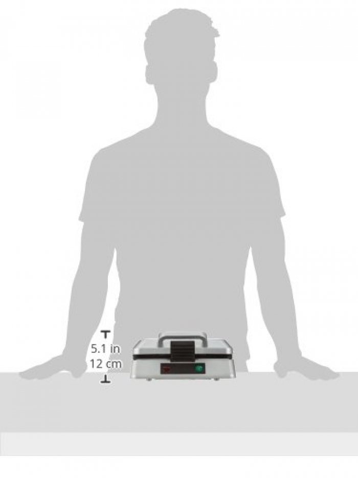 Appareil à Gaufre - Gaufrier GOURMET MAXX pour gaufres belges