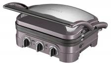 Appareil à Gaufre - Appareil de cuisson des gauffres et viande Cuisinart P0484E
