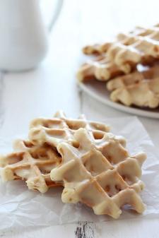 gaufre sucré - Recette Gaufre Donut