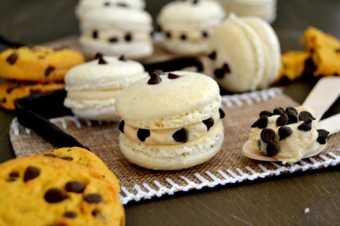 macaron - Recette Macaron Cookie