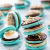 macaron - Recette Macaron Guimauve Chocolat