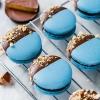 macaron - Recette Macaron Cacahuète Chocolate Peanut