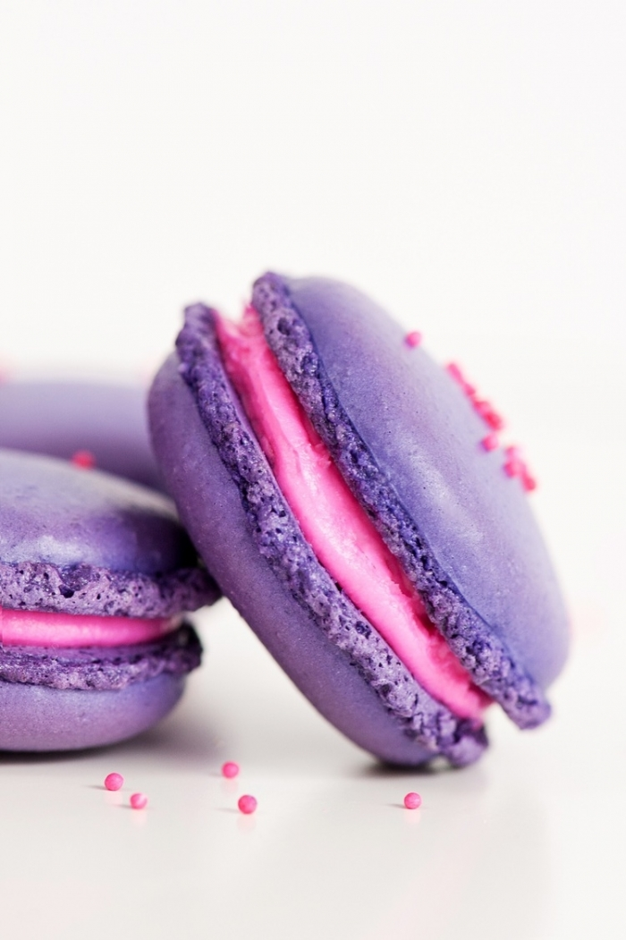 macaron - Recette Macaron Vanille